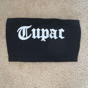 tupac tub top